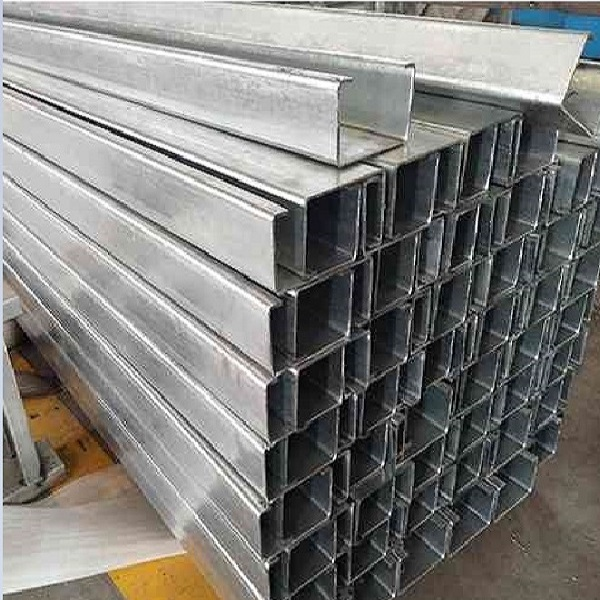 The features and manufacturing method of  galvanized C profile steel