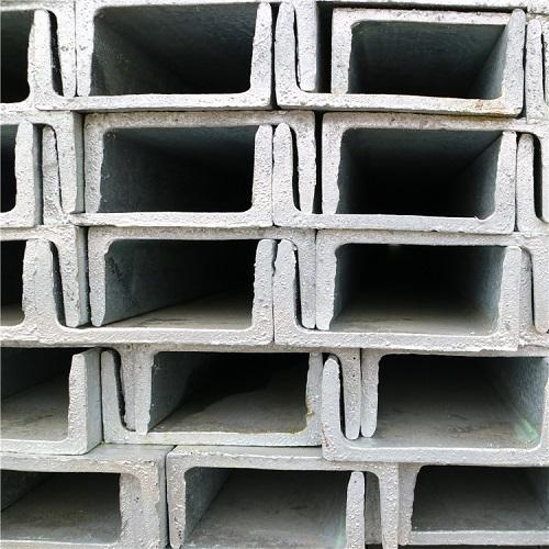 Sino East Solar Panels Galvanized C Section Steel Characteristics