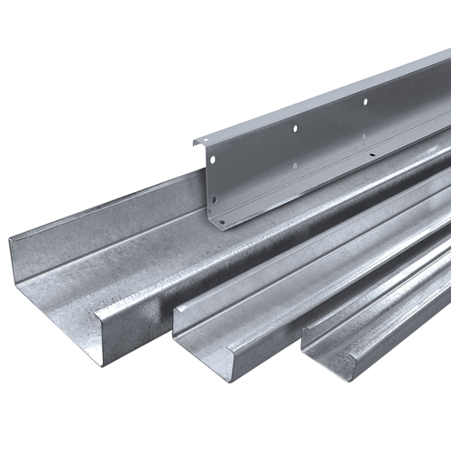 Good quality steel pre galvanised c section purlins manufacturer from China