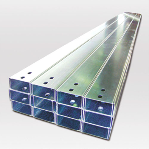 Hot dipped galvanized c purlins with different sizes for sale