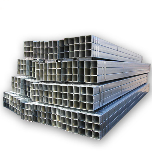 China Pre-galvanized square tubing with high quality for photovoltaic manufacturer
