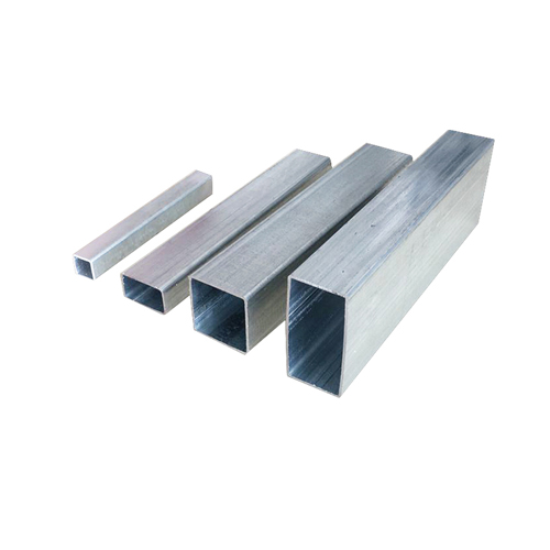 Hot dipped galvanized steel square tubing