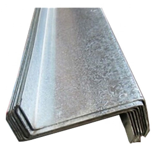 Pre galvanized z section steel for solar panel support frame