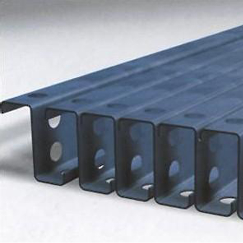Black Z purlin cold bending manufacture for solar structure